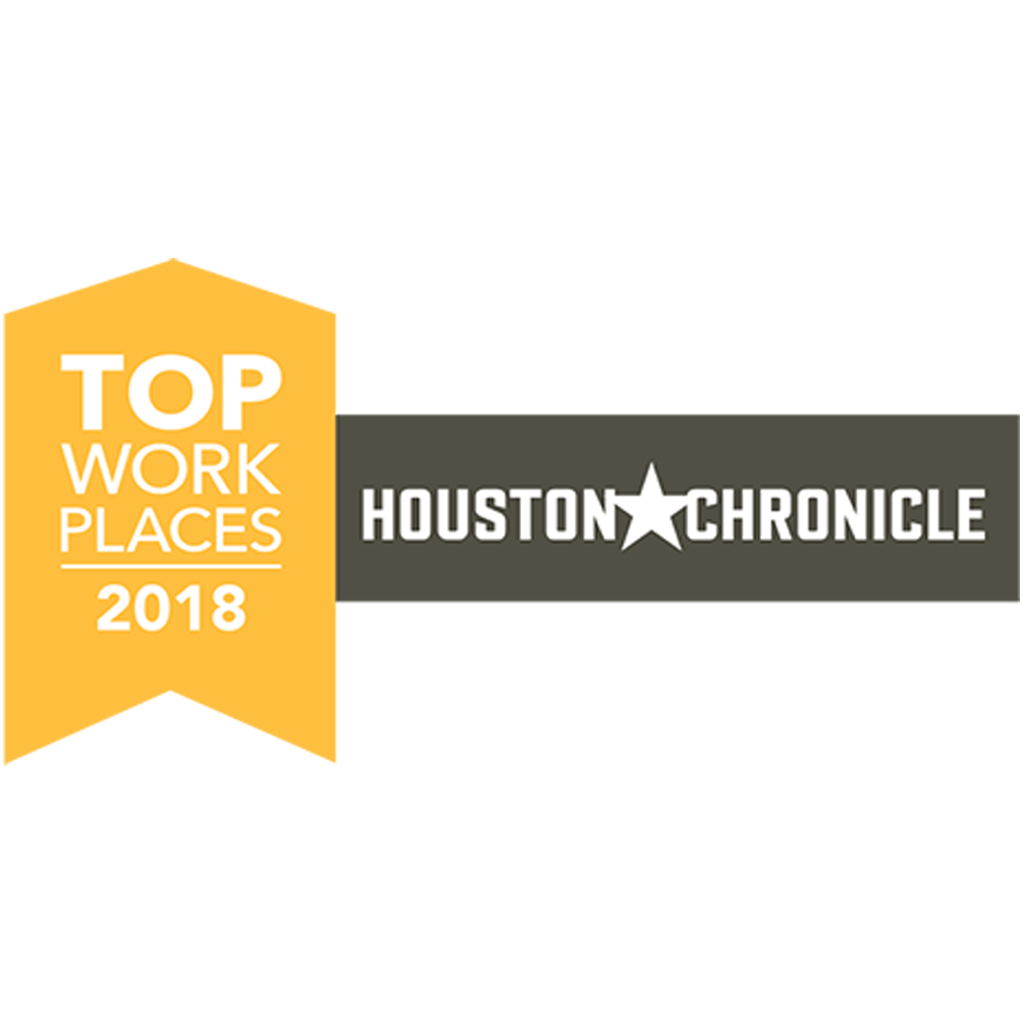 Houston Chronicle Best Work Places 2018