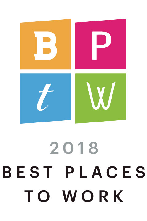 2018 Best Places To Work | Improving