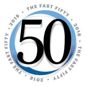 2018 Fast Fifty | Improving