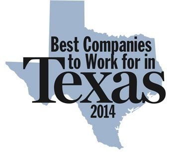Best Places to Work Texas Logo